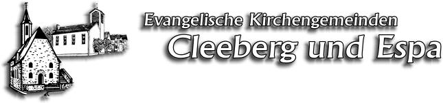 Ev. Kirchengemeinden Cleeberg und Espa
